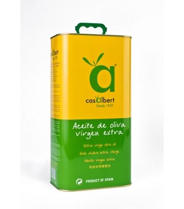 Extra panenský olivový olej kanystr