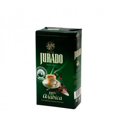Mletá káva 100% Arábica